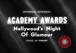 Image of 37th Academy Awards Hollywood Los Angeles California USA, 1965, second 3 stock footage video 65675031142