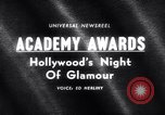 Image of 37th Academy Awards Hollywood Los Angeles California USA, 1965, second 4 stock footage video 65675031142