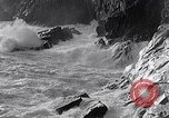 Image of Pointe du Raz Brittany France, 1931, second 13 stock footage video 65675031146