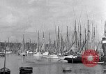 Image of Pointe du Raz Brittany France, 1931, second 21 stock footage video 65675031146