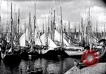 Image of Ville Close Concarneau Brittany France, 1931, second 1 stock footage video 65675031147