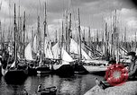 Image of Ville Close Concarneau Brittany France, 1931, second 3 stock footage video 65675031147