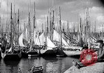 Image of Ville Close Concarneau Brittany France, 1931, second 4 stock footage video 65675031147