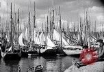 Image of Ville Close Concarneau Brittany France, 1931, second 5 stock footage video 65675031147