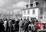 Image of Ville Close Concarneau Brittany France, 1931, second 7 stock footage video 65675031147