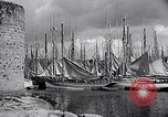 Image of Ville Close Concarneau Brittany France, 1931, second 18 stock footage video 65675031147