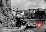 Image of Ville Close Concarneau Brittany France, 1931, second 37 stock footage video 65675031147