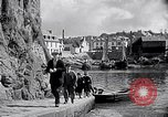 Image of Ville Close Concarneau Brittany France, 1931, second 38 stock footage video 65675031147