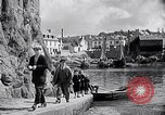 Image of Ville Close Concarneau Brittany France, 1931, second 39 stock footage video 65675031147