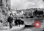 Image of Ville Close Concarneau Brittany France, 1931, second 41 stock footage video 65675031147