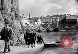 Image of Ville Close Concarneau Brittany France, 1931, second 42 stock footage video 65675031147