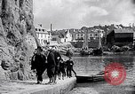 Image of Ville Close Concarneau Brittany France, 1931, second 44 stock footage video 65675031147