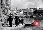 Image of Ville Close Concarneau Brittany France, 1931, second 45 stock footage video 65675031147