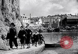 Image of Ville Close Concarneau Brittany France, 1931, second 46 stock footage video 65675031147
