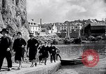 Image of Ville Close Concarneau Brittany France, 1931, second 47 stock footage video 65675031147