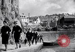 Image of Ville Close Concarneau Brittany France, 1931, second 48 stock footage video 65675031147