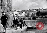 Image of Ville Close Concarneau Brittany France, 1931, second 49 stock footage video 65675031147
