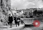 Image of Ville Close Concarneau Brittany France, 1931, second 50 stock footage video 65675031147