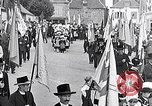 Image of Festival in Brittany Pont l'Abbe Bretagne France, 1931, second 7 stock footage video 65675031150