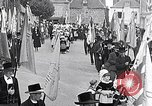 Image of Festival in Brittany Pont l'Abbe Bretagne France, 1931, second 8 stock footage video 65675031150
