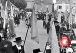 Image of Festival in Brittany Pont l'Abbe Bretagne France, 1931, second 10 stock footage video 65675031150