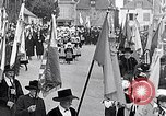 Image of Festival in Brittany Pont l'Abbe Bretagne France, 1931, second 11 stock footage video 65675031150