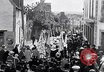 Image of Festival in Brittany Pont l'Abbe Bretagne France, 1931, second 13 stock footage video 65675031150