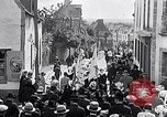 Image of Festival in Brittany Pont l'Abbe Bretagne France, 1931, second 15 stock footage video 65675031150
