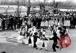 Image of Festival in Brittany Pont l'Abbe Bretagne France, 1931, second 17 stock footage video 65675031150