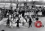 Image of Festival in Brittany Pont l'Abbe Bretagne France, 1931, second 23 stock footage video 65675031150