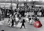 Image of Festival in Brittany Pont l'Abbe Bretagne France, 1931, second 24 stock footage video 65675031150