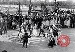 Image of Festival in Brittany Pont l'Abbe Bretagne France, 1931, second 25 stock footage video 65675031150
