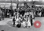 Image of Festival in Brittany Pont l'Abbe Bretagne France, 1931, second 26 stock footage video 65675031150