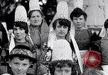 Image of Festival in Brittany Pont l'Abbe Bretagne France, 1931, second 31 stock footage video 65675031150
