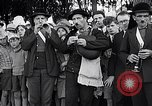 Image of Festival in Brittany Pont l'Abbe Bretagne France, 1931, second 38 stock footage video 65675031150