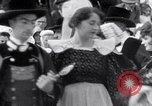 Image of Festival in Brittany Pont l'Abbe Bretagne France, 1931, second 53 stock footage video 65675031150