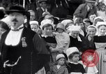 Image of Festival in Brittany Pont l'Abbe Bretagne France, 1931, second 54 stock footage video 65675031150