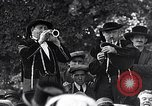 Image of Festival in Brittany Pont l'Abbe Bretagne France, 1931, second 59 stock footage video 65675031150