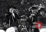 Image of Festival in Brittany Pont l'Abbe Bretagne France, 1931, second 60 stock footage video 65675031150