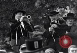 Image of Festival in Brittany Pont l'Abbe Bretagne France, 1931, second 62 stock footage video 65675031150