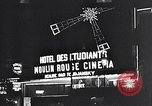 Image of theaters Paris France, 1933, second 36 stock footage video 65675031157