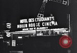 Image of theaters Paris France, 1933, second 39 stock footage video 65675031157