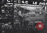 Image of theaters Paris France, 1933, second 41 stock footage video 65675031157