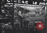 Image of theaters Paris France, 1933, second 42 stock footage video 65675031157