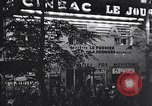 Image of theaters Paris France, 1933, second 43 stock footage video 65675031157