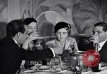 Image of night life Paris France, 1933, second 50 stock footage video 65675031158