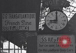 Image of railway station France, 1933, second 2 stock footage video 65675031160