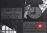 Image of railway station France, 1933, second 4 stock footage video 65675031160