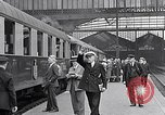 Image of railway station France, 1933, second 13 stock footage video 65675031160