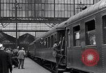 Image of railway station France, 1933, second 27 stock footage video 65675031160